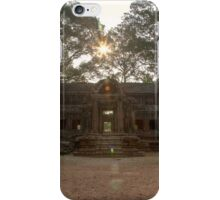 Angkor Wat East Gate, Siem Reap iPhone Case/Skin