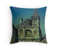35 Johnston Street, Annandale Throw Pillow