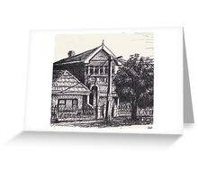342 Annandale Road, Annandale Greeting Card