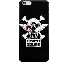 The Sickest Squad W&B Logo iPhone Case/Skin