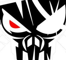 The Sickest Squad W&B Logo Sticker