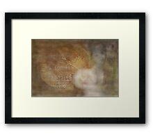 """Sugar & Spice & Everything Nice !..."" Framed Print"