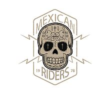 Mexican Riders Photographic Print