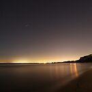Shooting star by Thomas Anderson