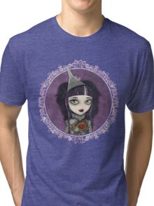 Tin Girl Tri-blend T-Shirt