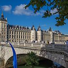 France. Paris. Conciergerie. by vadim19