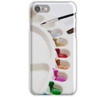 The Artist Palette iPhone Case/Skin