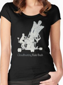 Cloudbusting Women's Fitted Scoop T-Shirt