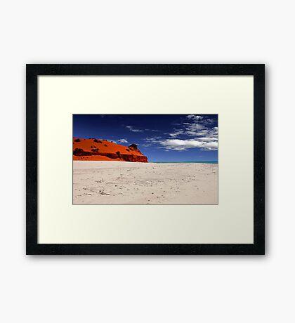 Cape Peron - Western Australia  Framed Print