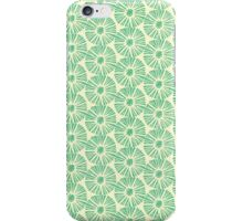 inky citrus print iPhone Case/Skin