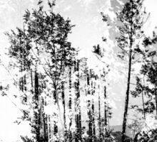 Woodland Sticker