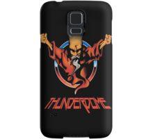 Thunderdome Coloured Logo Samsung Galaxy Case/Skin