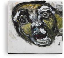 Face, Bernard Lacoque-30 Canvas Print