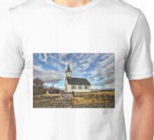 Where the Worlds Meet Unisex T-Shirt
