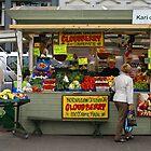 Norwegian Market by Lee d'Entremont