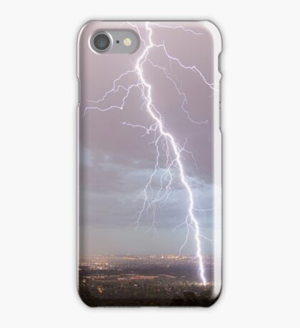 Summer Strikes iPhone Case/Skin