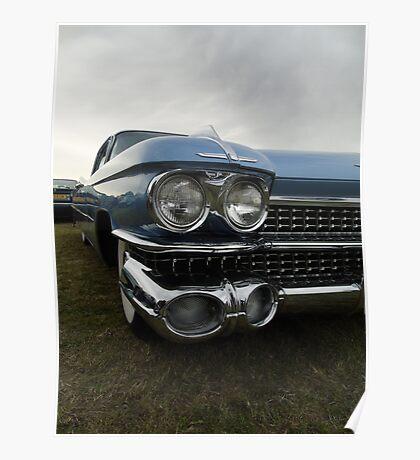 Cadillac Eldorado Seville Poster