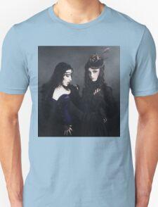 Victorian Vampire Lovers Unisex T-Shirt