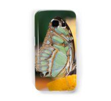 butterffly on fruit Samsung Galaxy Case/Skin