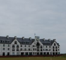 Carnoustie Golf Hotel St Andrews Sticker