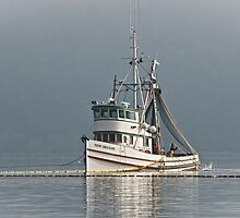 New Oregon Fishing VIII pulling the purse by Bryan Peterson