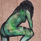 Nude, Bernard Lacoque-12 by ArtLacoque