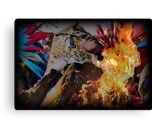 EARTH, WIND & FIRE Canvas Print
