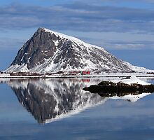 Reflections in Lofoten by Vincenzo1949