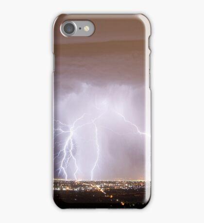 Summer Storm, Perth W.A iPhone Case/Skin