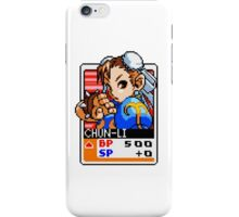 Chun Li iPhone Case/Skin