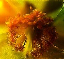 Redhead Rising by Lyndy