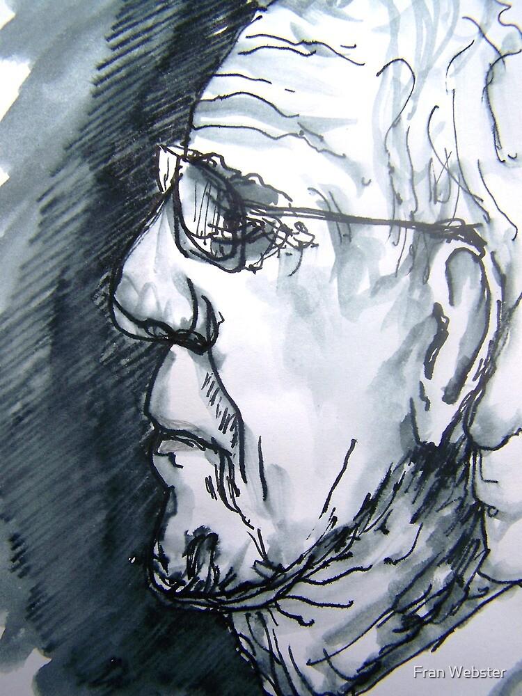BILL - sketchbook doodle by Fran Webster
