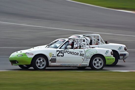 Mazda MX5 Ian Cameron by Willie Jackson