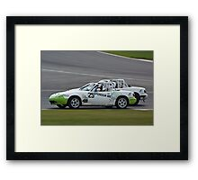 Mazda MX5 Ian Cameron Framed Print