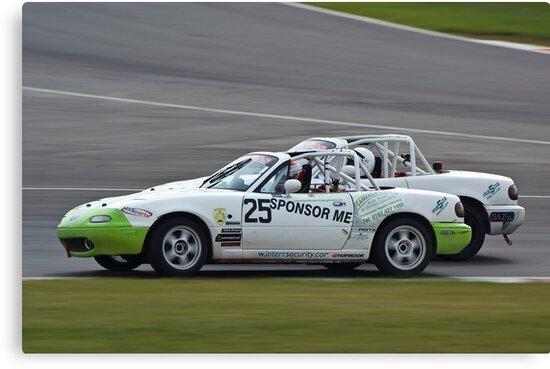 Mazda MX5 Ian Cameron by Willie Jackson