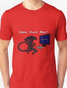 Game Over Man! uhh... xenomorph! T-Shirt