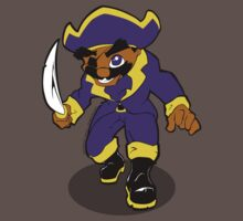 Pirate - African by SEspider