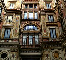 Galleria Sciarra by hjaynefoster