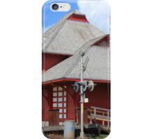 Vintage Train Station iPhone Case/Skin