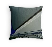 Architecture, San Francisco State University Throw Pillow