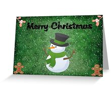 Frosty ©  Greeting Card
