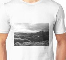 Loughrigg Fell Lake District  Unisex T-Shirt