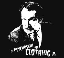 Vincent Price by Psychoskin