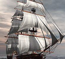 SS Savannah by jedswindells