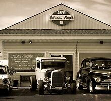 Cruise Night at Johnny Ray's by dlhedberg