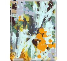 Abstract Country Garden iPad Case/Skin