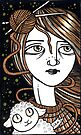 Jeanie by Anita Inverarity
