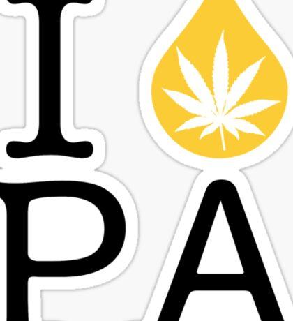 I Dab PA (Pennsylvania) Weed Sticker