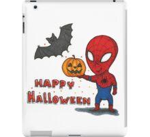 Spider-Halloween iPad Case/Skin