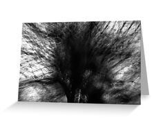Dream of a tree Greeting Card